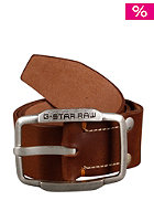 G-STAR Louie Belt arizona leather dark natural