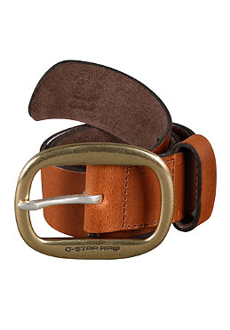 G-STAR Magnus Leather Belt brown