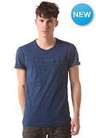 G-STAR Mahled Regular R T S/S T-Shirt washed lt wt ind jer - indigo