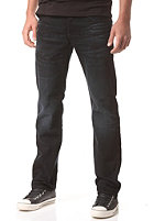 G-STAR Morris Low Straight Pant black hydrite denim - medium aged