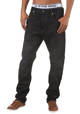 G-STAR Morris Tapered Pant cable denim raw worn in