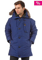 G-STAR Mountain Hooded Parka Jacket Vector Nylon swedish blue