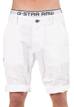 G-STAR Navy Bronson Chino Straight Walkshort white