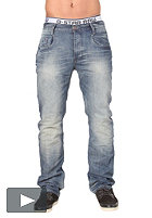 G-STAR New Radar Tapered Pant memphis denim light aged t.p
