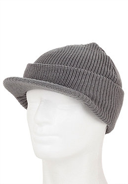 G-STAR Orville Original East Beanie platinum