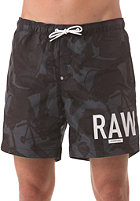 G-STAR Pilon Aop Beach Boardshort raw objects aop bn - petrol