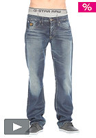 G-STAR Porter Straight Pant cleve denim track destroy