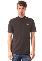 G-STAR Prichard Polo T S/S T-Shirt premium stretch pk - black