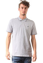 G-STAR Prichard Polo T S/S T-Shirt premium stretch pk - grey htr
