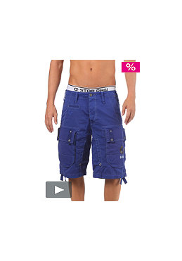 G-STAR RB New South Loose Short hammer dobby od radar blue