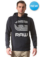 G-STAR Rickner 1 Hooded Sweat saru blue