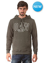 G-STAR Rickner 4 Hooded Sweat houston jersey - raw grey
