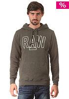 G-STAR Rickner 4 Hooded Sweat houston jersey - raw grey