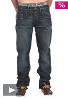 G-STAR Rotor Straight Pant court denim travis wash