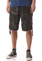 G-STAR Rovic Loose Wave Bermuda Short wave camou cr - raven