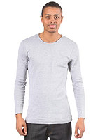 G-STAR Single Pack Premium 1 by 1 Round Neck Longsleeve grey heather