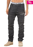 Skiff 5620 3D Tapered Desk Embro Pant Cure Denim 3d raw