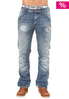 G-STAR Skiff 5620 3D Tapered Pant Chrome Denim light aged