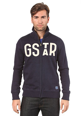 G-STAR Sterling Zip Woolsweat naval blue