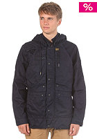G-STAR Stern Hooded Jacket naval blue