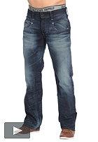 G-STAR Straight Pant matrix denim dk aged