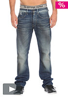 G-STAR Structor Straight Pant spike denim trash aged
