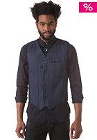 G-STAR Tailor Clean Gilet Vest cavalry blue denim - raw