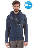 G-STAR Terrence Hooded Sweat deep sea blue