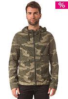 G-STAR Troupman Hdd Overshirt Jacket wave camou kbt - combat