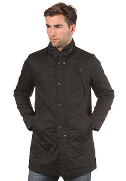 G-STAR Twelve Gauge Trench Jacket raven
