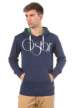G-STAR Ventura Hooded Sweat sapphire blue