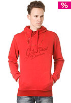 G-STAR Vintage Hodded Sweat oil red