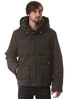 G-STAR Whistler Bomber Hooded Jacket dull fearn