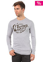 G-STAR Wilson L/S T-Shirt grey heather