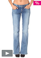 G-STAR Womens 3301 Bootleg Pant comfort link denim heavy worn in