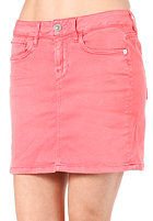 G-STAR Womens 3301 Short Mini Skirt flamingo
