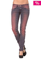 G-STAR Womens 3301 Skinny Pant comfort junip sateen bordeaux