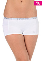 G-STAR Womens 3301 Sport Pantie Single Pack white