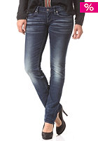 G-STAR Womens 3301 Straight comf skart denim - dk aged