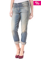 G-STAR Womens 3301 Tapered lt aged destroy