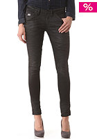 G-STAR Womens 5620 Custom Slim Tapered comf blck klin denim - cobler smash