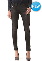 G-STAR Womens 5620 Custom Slim Tapered Pant comf blck klin denim - cobler smash