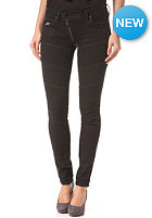 G-STAR Womens 5620 Zip Custom Mid Skinny - Hyto Black Superstretch Denim P cobler dip w