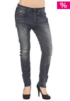 G-STAR Womens Arc 3D Tapered Pant comfort frost denim med aged destroy