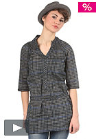 G-STAR Womens Arctic Lily Tunic 1/2 Sleeve Shirt graphite
