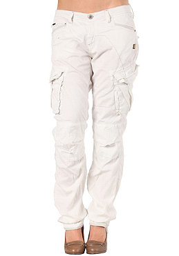 G-STAR Womens Arctic Rovic Straight Pant battle twill porcelain