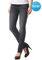 G-STAR Womens Attacc Mid Straight - Fust Stretch Denim Pant dk aged