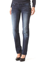 G-STAR Womens Attacc Straight Pant wisk superstretch - dk aged