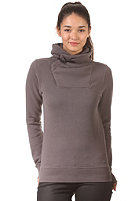 G-STAR Womens Avi Deluxe Turtle Sweat houston sweat - purple iron