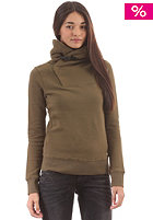 G-STAR Womens Avi Deluxe Turtle Sweat wild olive